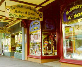 Old Umbrella Shop - Accommodation in Bendigo