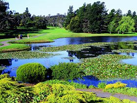 Mowbray Golf Club Ltd - Accommodation in Bendigo