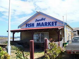 Dunalley Fish Market - Accommodation in Bendigo