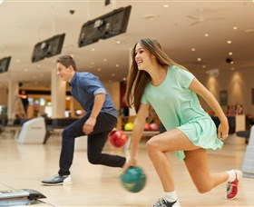 AMF Belconnen Ten Pin Bowling Centre - Accommodation in Bendigo