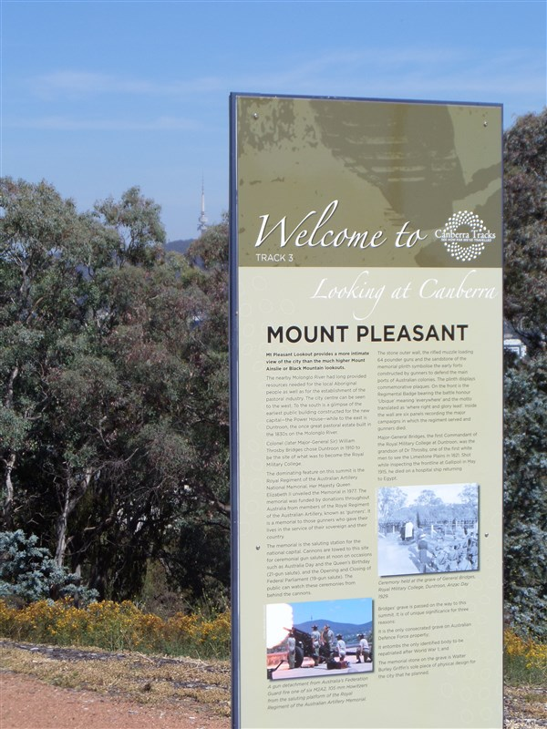 Mount Pleasant Lookout - Accommodation in Bendigo