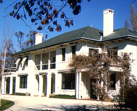 Prime Minister's Lodge - Accommodation in Bendigo