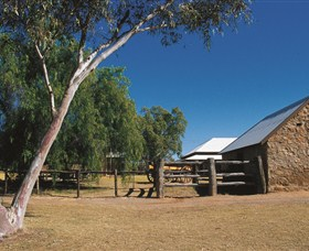 Alice Springs Telegraph Station Historical Reserve - Accommodation in Bendigo