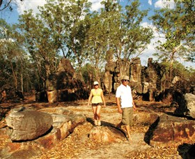 The Lost City - Litchfield National Park - Accommodation in Bendigo