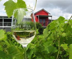 Flame Hill Vineyard - Accommodation in Bendigo