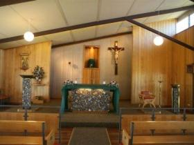St Finbarrs Church - Accommodation in Bendigo