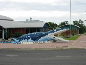 Kronosaurus Korner - Accommodation in Bendigo