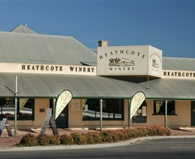 Heathcote Winery - Accommodation in Bendigo