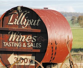 Lilliput Wines - Accommodation in Bendigo