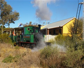 Red Cliffs Historical Steam Railway - Accommodation in Bendigo