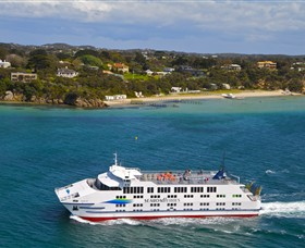 Searoad Ferries - Accommodation in Bendigo