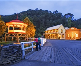 Walhalla Historic Area - Accommodation in Bendigo