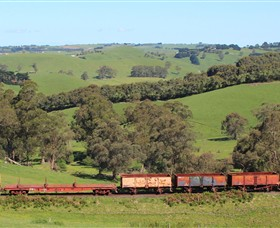 South Gippsland Tourist Railway - Accommodation in Bendigo