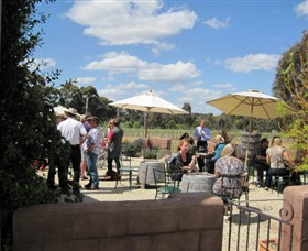 Flynns Wines  Heathcotean Bistro - Accommodation in Bendigo