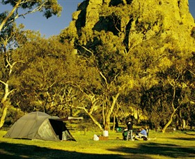 Mount Arapiles-Tooan State Park - Accommodation in Bendigo