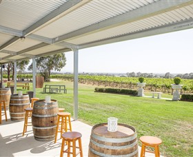 Avon Ridge Vineyard  Function Room