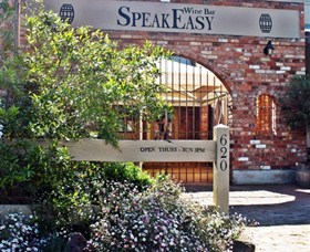 Speakeasy Wine Bar