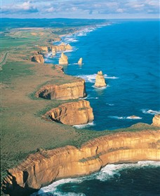 12 Apostles Flight Adventure from Apollo Bay - Accommodation in Bendigo
