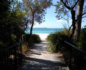Greenfields Beach - Accommodation in Bendigo
