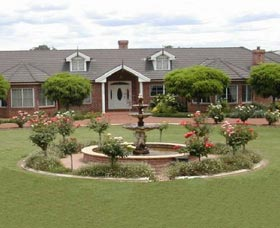 River Park Vineyard - Accommodation in Bendigo