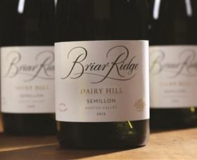 Briar Ridge Vineyard - Accommodation in Bendigo