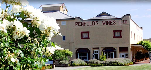 Penfolds Barossa - Accommodation in Bendigo