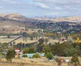 Gundagai Built Heritage Walk - Accommodation in Bendigo