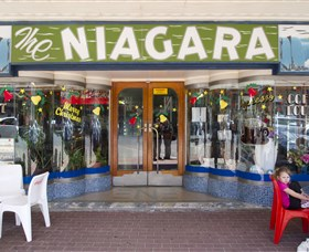 Niagra Cafe - Accommodation in Bendigo