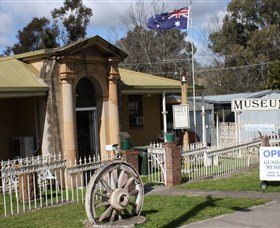 Gundagai Historic Museum - Accommodation in Bendigo