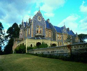 Abercrombie House - Accommodation in Bendigo