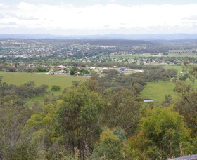 McIlveen Park Lookout - Accommodation in Bendigo