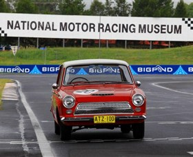 National Motor Racing Museum - Accommodation in Bendigo