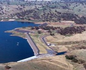 Chifley Dam - Accommodation in Bendigo