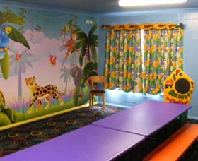 Jumbos Jungle Playhouse and Cafe - Accommodation in Bendigo