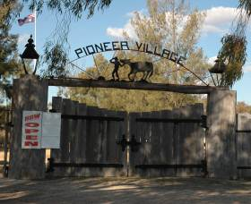 Inverell Pioneer Village - Accommodation in Bendigo
