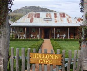 Rollonin Cafe - Accommodation in Bendigo