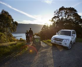 Aberfeldy Four Wheel Drive Track - Accommodation in Bendigo