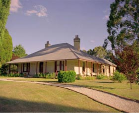 Eskbank House and Museum - Accommodation in Bendigo