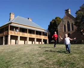 Hartley Historic Site - Accommodation in Bendigo