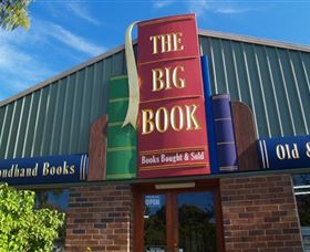 Big Book - Accommodation in Bendigo