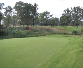 Muswellbrook Golf Club - Accommodation in Bendigo