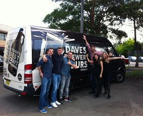 Daves Brewery Tours - Accommodation in Bendigo