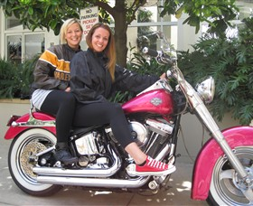 Wild Ride Harley and Motorcycle Tours - Accommodation in Bendigo