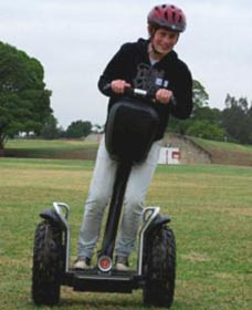 Segway Tours Australia - Accommodation in Bendigo
