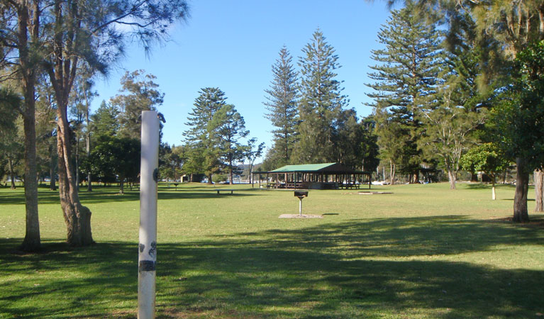 The Basin picnic area - Accommodation in Bendigo