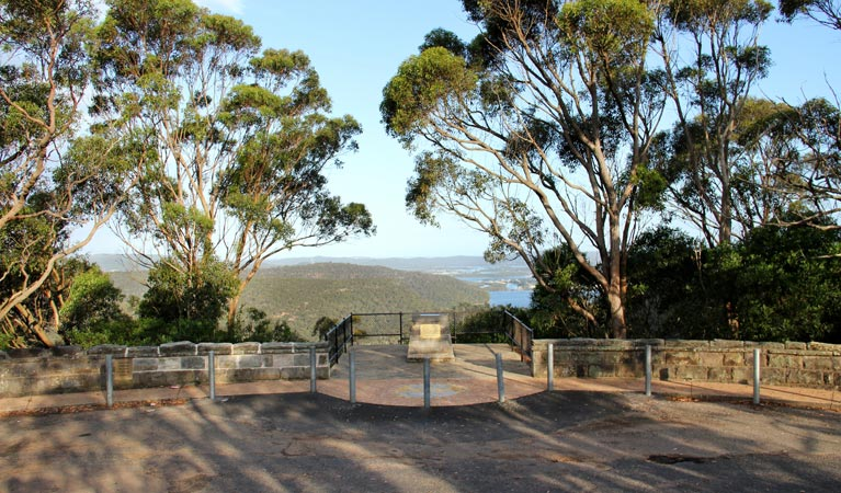 Staples lookout - Accommodation in Bendigo