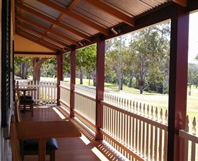 Riverside Oaks Golf Course - Accommodation in Bendigo