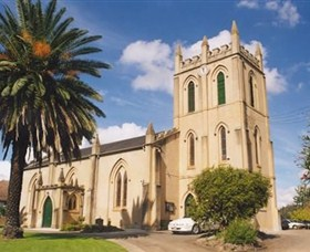 St Stephens Anglican Church - Accommodation in Bendigo