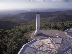 Mount Lofty Summit - Accommodation in Bendigo
