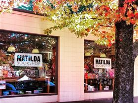 Matilda Bookshop - Accommodation in Bendigo